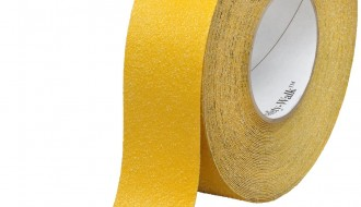 3M Safety walk slip resistant conformable tapes adn treads – 500 series 530 safety yellow