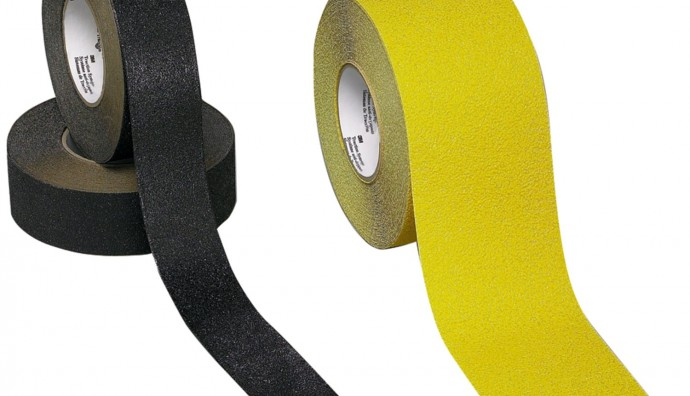 3M Safety walk slip resistant general purpose tapes and treads – 600 series 610 black 620 B Clear 630 safety yellow