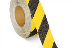 ANTI-SLIP TAPES – YELLOW BLACK